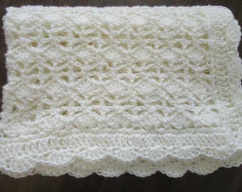 Easy Crochet Blanket Pattern, Crochet Aghan Pattern