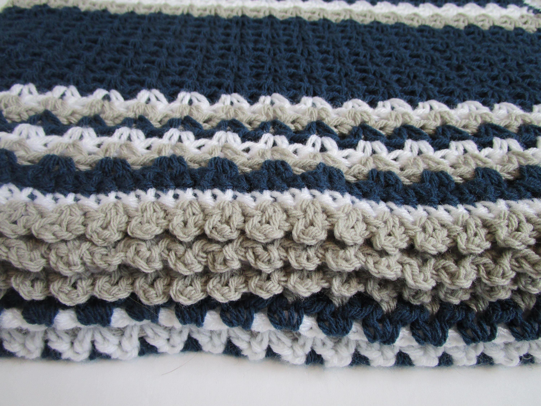 Crochet Pattern, Crochet Baby Blanket, Crochet Blanket Pattern ...