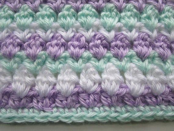 97b441062a Easy Crochet Pattern Crochet Throw Blanket Crochet Blanket