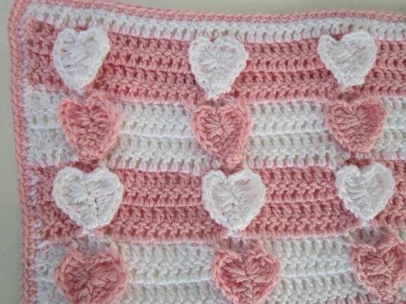 Crochet Pattern Baby Crochet Blanket Crochet Baby Blanket Etsy