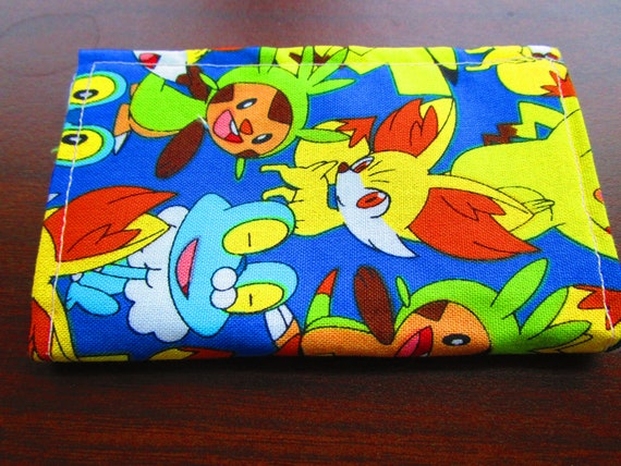 Cosplay Pokemon Wallet Minimalist Wallet Travel Wallet Card Etsy