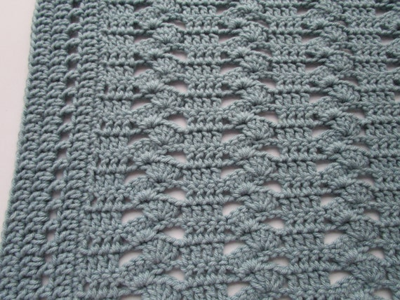 Crochet Blanket Pattern Crochet Patterns Crochet Baby Etsy