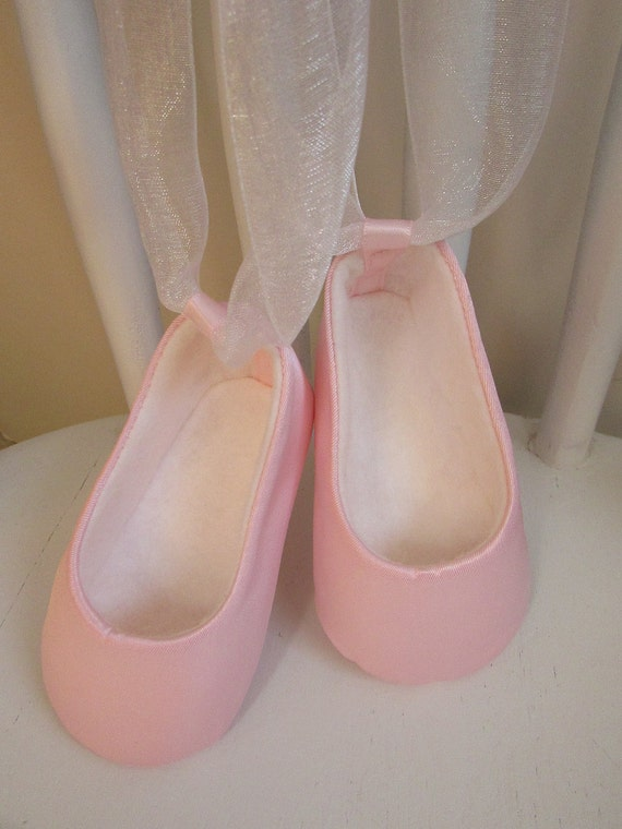 official shop delicate colors offer discounts Baby Ballerina Shoes . Pink Baby Girl Shoes with Organdy Ribbons . Infant  Ballet Slippers