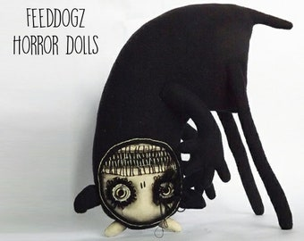 Ghoulish Soft Toy Horror Doll Creepy Doll Scary Animal Toy