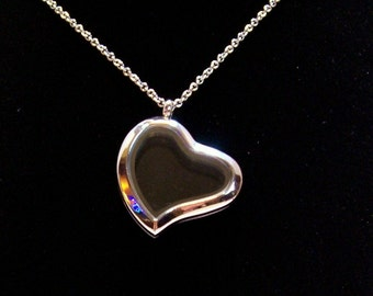 Locket, Necklace, Heart Locket