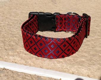 Sushi Collar with Satin lining -Multiple Sizes