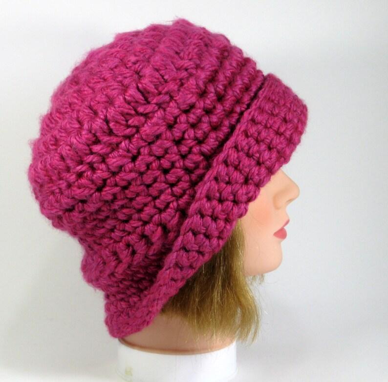 a8bc9b5a196d7 Fusia Womens Cloche Hat