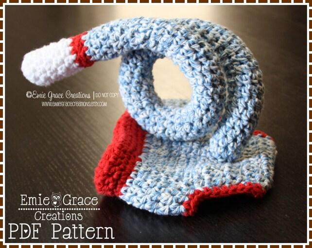 Crochet Sock Monkey Diaper Cover Pattern Curly Tail 3 Etsy