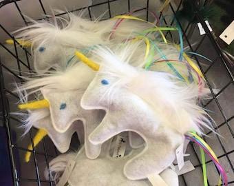 Unicorn Organic Catnip Kitty Toy