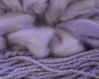 Lilac Road - Blended Roving