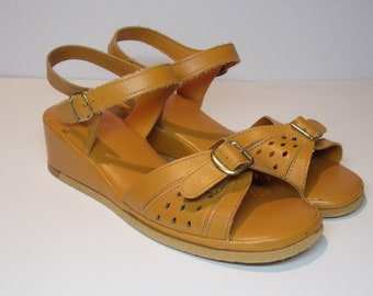"""RED Fisherman BUCKLE Sandals Doll Shoes For 18/"""" American Girl Debs"""