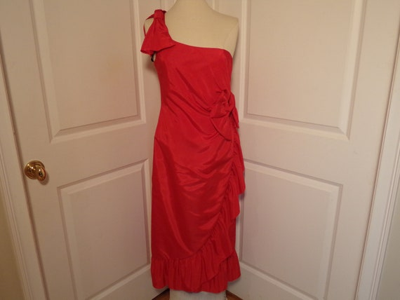 Vintage  1980's  Candi Jones Dress Deadstock