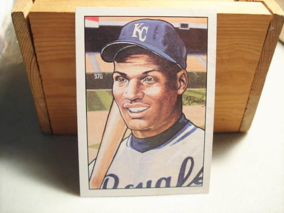 Bo Jackson Royals Sweepstakes Card Give Away Game Card Kansas City Topps Sweepstakes Baseball Mlb Game Bowman Baseball Card Bo