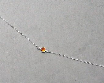 Swarovski November Birthstone Bracelet