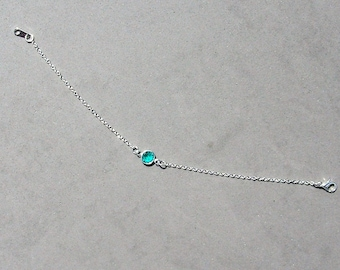 Swarovski December Birthstone Bracelet