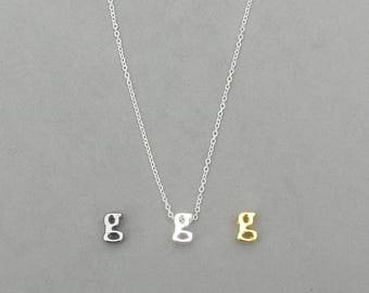 Initial g Necklaces 373