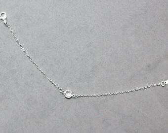 Swarovski April Birthstone Bracelet