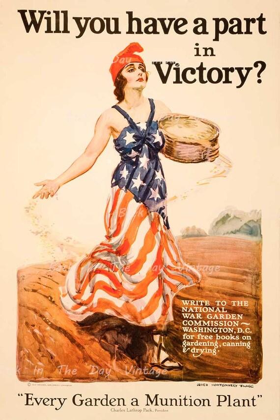 Reproduction WWI Vintage