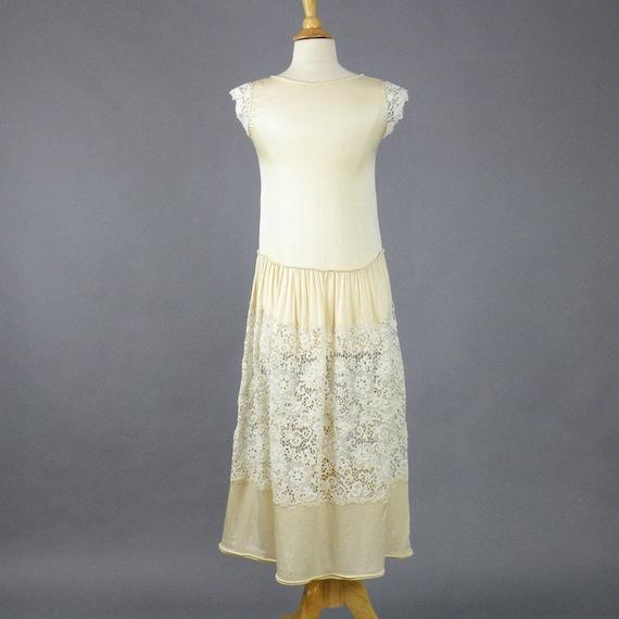 Vintage 20s Dress 1920s Dress 1920s Wedding Dress Great | Etsy