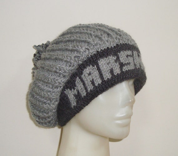 Personalized Hat Personalized Winter Hat Womens hat  1160c83e281