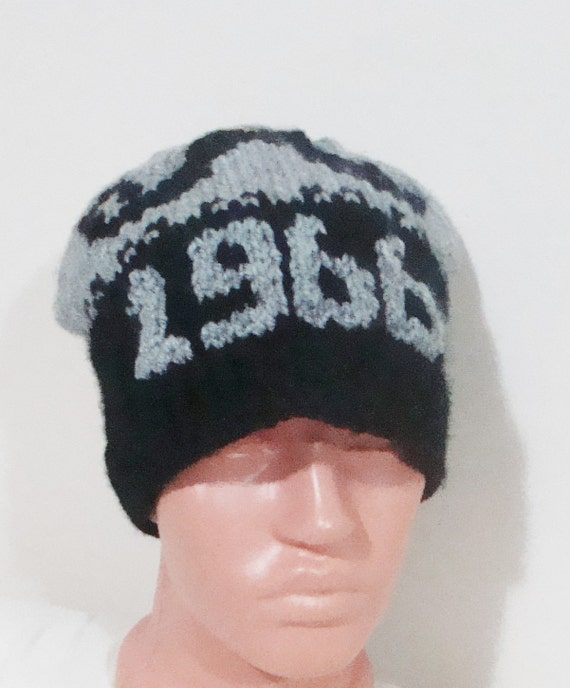 Personalized Hat Personalized Winter Hat Mens hat  2beb9ab7a20
