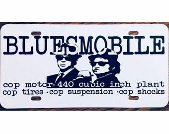 Blue Bird License Plate Blue Bird Front License Plate Blue Bird Car Tag Blue Bird Decorative License Plate-Springtime Blues-3533