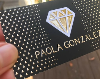 Business cards with raised gold foil wedding photographer business cards with raised gold foil abstract artist newborn photographer makeup artist hairstylist real estate agent fashion blogger reheart Images
