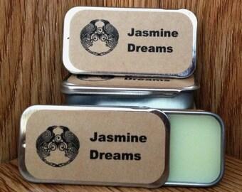 Jasmine Dreams Solid Perfume Balm