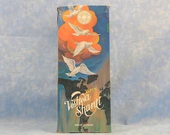 8 Gram Satya Vishwa Shanti Incense Magical Fire