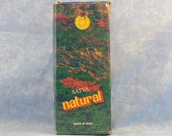 Eight Gram Satya Natural Incense Magical Fire