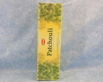 HEM Brand Patchouli 8 Gram Incense Pack Magical Fire