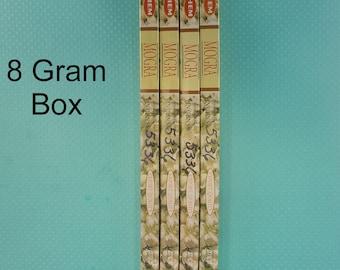 HEM Brand Precious Mogra (Jasmine) 8 Gram Incense Magical Fire