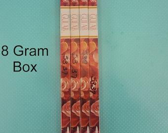 HEM Precious Gulab (Rose) 8 Gram Incense Magical Fire
