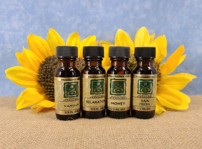Scented Pleasures Diffuser Oils Magical Fire image 0