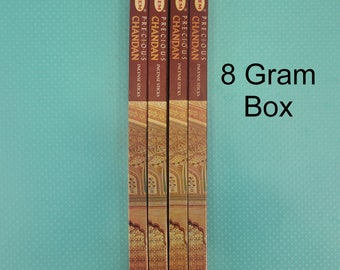 HEM Precious Chandan 8 Gram Incense Magical Fire