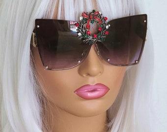 Deck the Halls Holiday Sunglasses