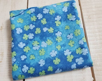 Lilypad cotton fabric 332