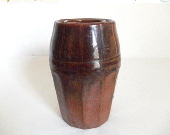67db0a6d8363 Sale Antique Brown Canning Stoneware Jar by Peoria Pottery in Peoria