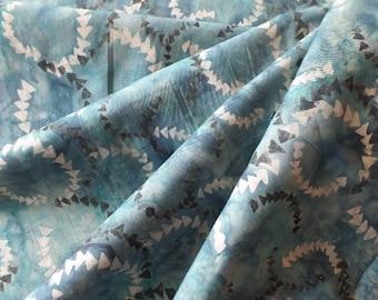Batiks Cotton & Rayon