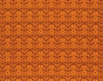 Anna Maria Horner Fabric True Colors Going Up Pumpkin Choose Your Cut