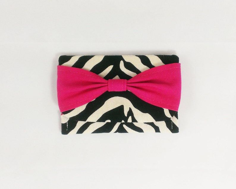 Business Card Holder  Gift Card Holder from Silk Tie