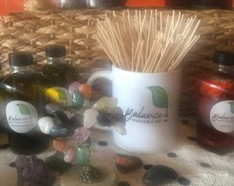 Balance Wearable Art Mugs
