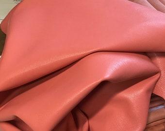 UL604 Pink Leather Deerskins