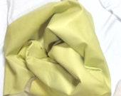 Citrus Green Lambskin Leather Hides UL215
