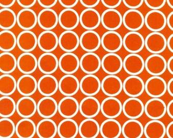 1 Yard of Metro Living Fabric Orange from Robert Kaufman