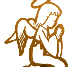 Hand Made Angel Yard Art *NEW*
