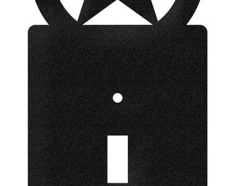 Lone Star Light Switch Plate Cover