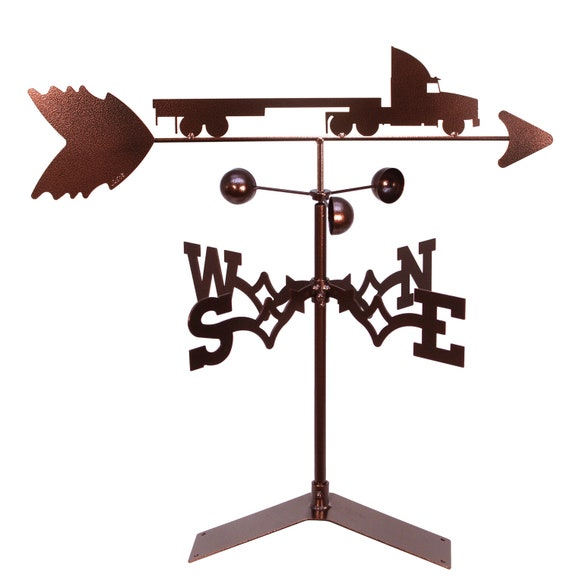 Hand Made Snowmobile Sled Weathervane *NEW*