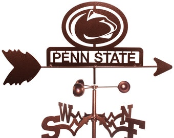 Hand Made Penn State Nittany Lions Weathervane New
