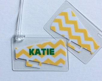 Megaphone Bag Tag, Cheerleading bag tag, Cheer Gift, Cheerleader Tag, Cheerleader Gift, Cheer Team Gift, Cheerleading Tags, Cheerleader Bag